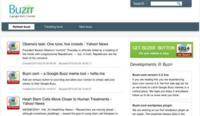 Buzrr, un memetracker para Google Buzz