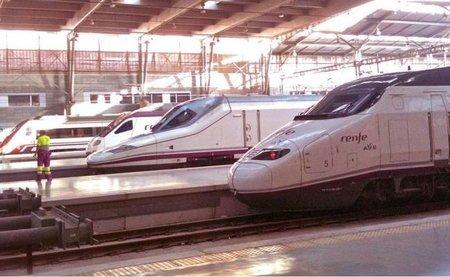 La frenada de los trenes, la posible nueva fuente de energía para recarga