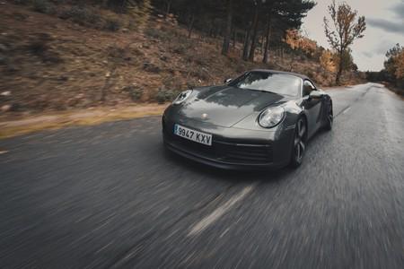 Porsche 911 Carrera 4s Cabriolet 2020 Prueba 11