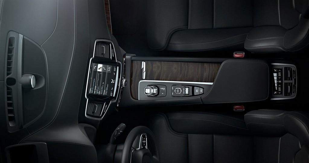 Foto de Volvo XC90, interior (28/39)