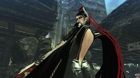 Primeras imágenes de Bayonetta en 'Anarchy Reigns'