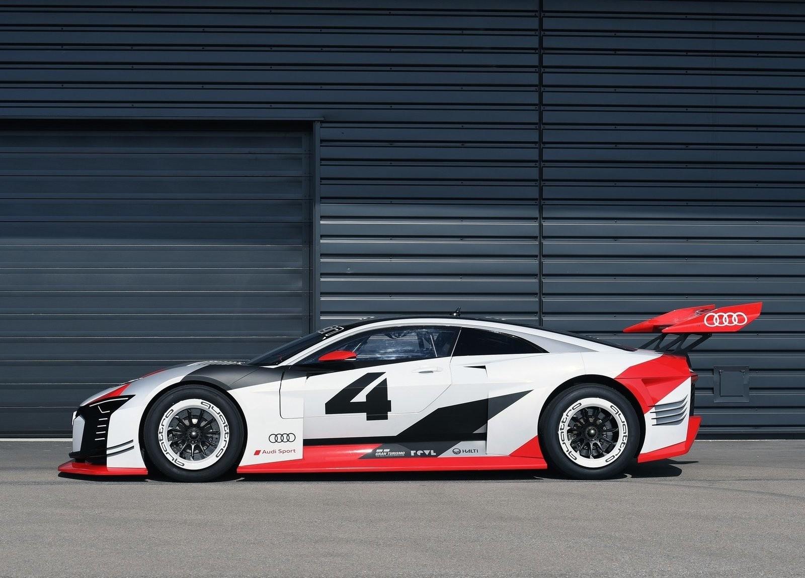 Foto de Audi e-tron Vision Gran Turismo Concept (3/12)