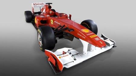 La Scuderia Ferrari presenta el Ferrari F150
