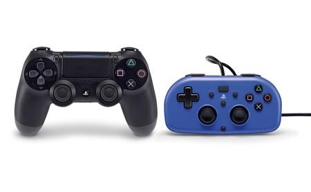 El tamaño importa: del mando de la PS4 para manos pequeñas a uno para Xbox One para manos gigantes