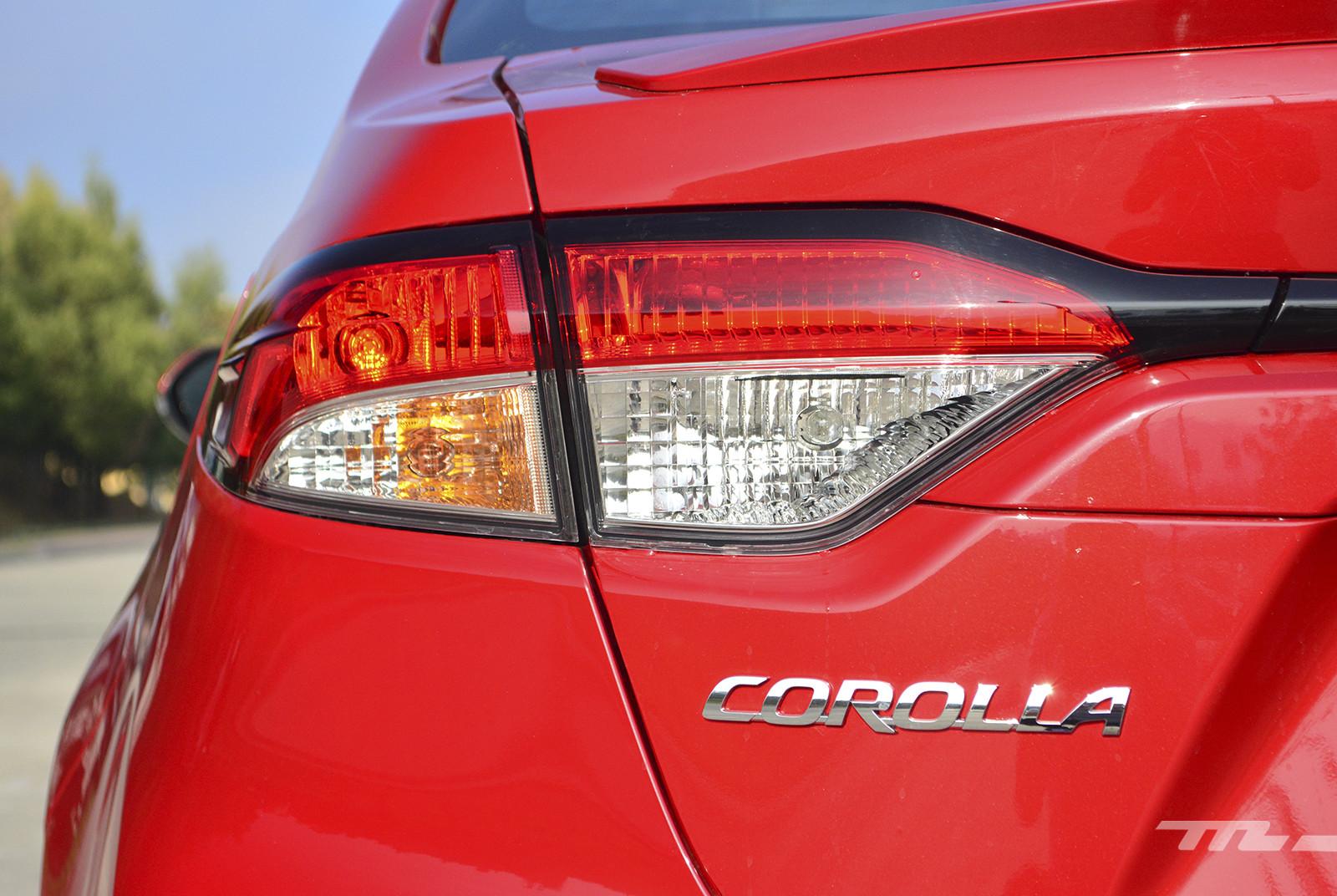 Foto de Toyota Corolla 2020 (prueba) (13/22)