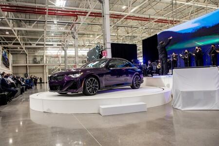 BMW Serie 2 Coupé hecho en México 7