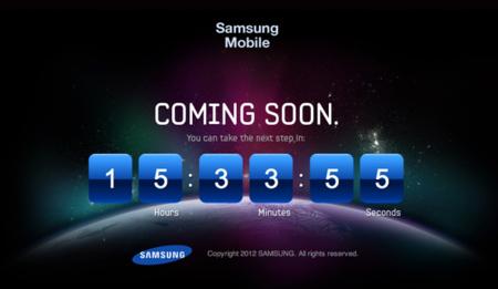 """Samsung lanza una cuenta atrás para """"The Next GALAXY"""""""