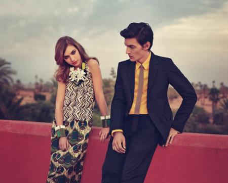 Marni HM vestido