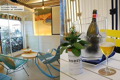 Rodilla acerca el ambiente mediterráneo a Madrid con su Lounge Damm, un renovado espacio abierto a la Puerta del Sol