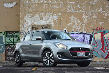 Suzuki Swift 2018, a prueba: Una 'booster-sacudida' al segmento B en México