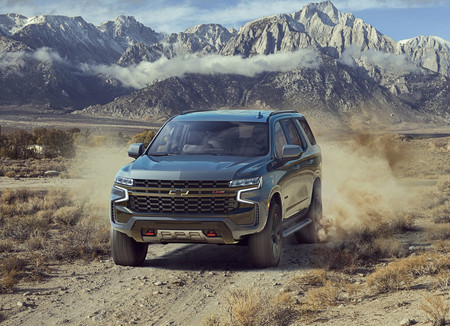 Chevrolet Tahoe 2021 Precio Mexico 6
