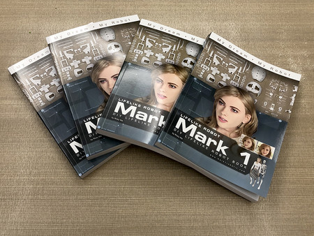 Libro Ricky Ma