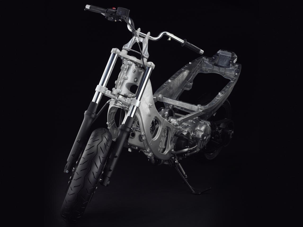 Foto de Yamaha T-Max 2012, detalles (24/32)