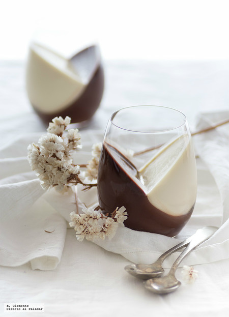 Pannacotta de Nutella