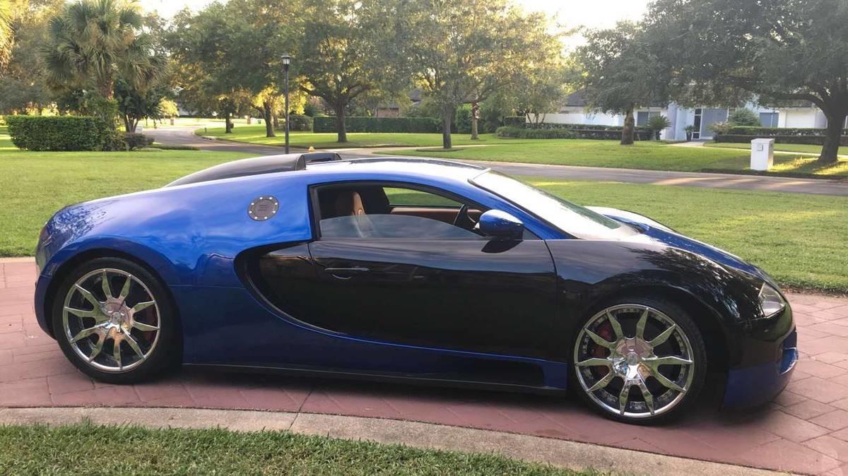 Foto de Bugatti Veyron Replica (14/16)