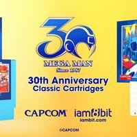 Anunciadas unas ediciones muy especiales con los cartuchos de Mega Man 2 y Mega Man X con motivo del 30 aniversario de la saga