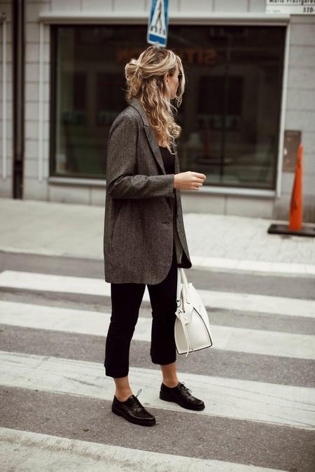 Combinar un pantalón negro