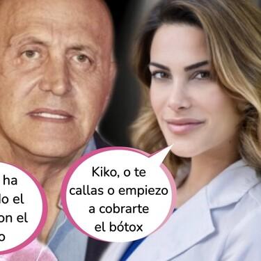 """Kiko Matamoros revela el motivo por el que Diego y Carla Barber ya no viven juntos: """"Él se ha ido a su casa"""""""