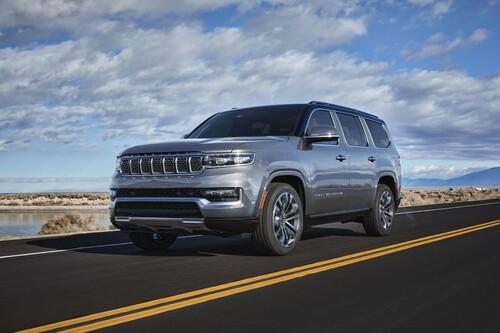 El Jeep Wagoneer ya tiene precios extraoficiales en México: el rival más duro de Escalade llega en octubre