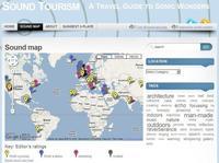 """Sound Tourism, una guía de viajes """"sonora"""""""