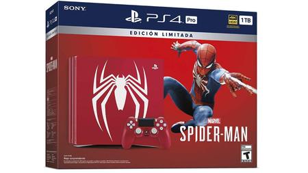El PlayStation 4 Pro edición limitada de Spider-Man ya se puede reservar en México, este es su precio
