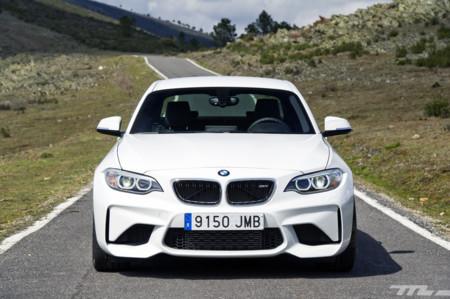 BMW M2 Coupé, toma de contacto
