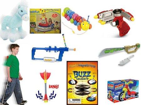 ¿Cómo llegan al mercado los juguetes peligrosos?
