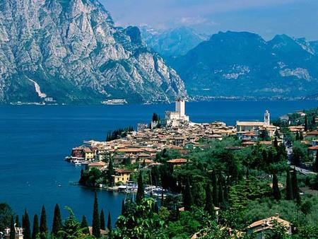 Lago de Garda, el más grande de Italia