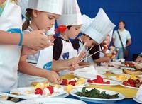 Clases de cocina para los niños de la mano de la Fundación Alícia