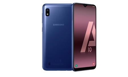 Hasta mañana, con el cupón POREBAY10 de eBay, el Galaxy A10 de Samsung sólo te costará 125,10 euros