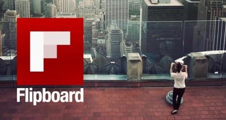 Flipboard se lanza oficialmente para Android, aunque no para tablets, sino sólo para smartphones