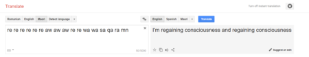Google Traduce