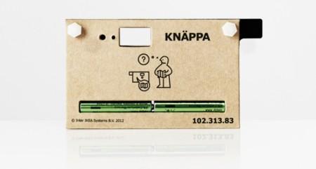 Ikea Knappa cámara