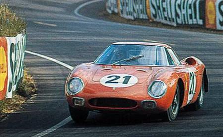 Ferrari 250LM Le Mans 1965