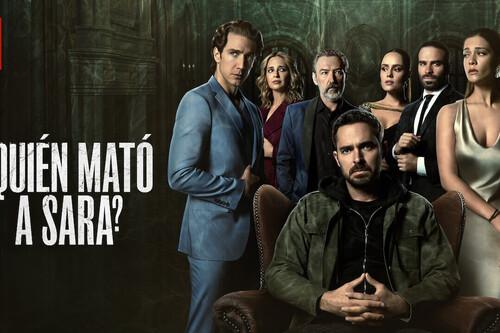 '¿Quién mató a Sara?': la serie de Netflix es un entretenido thriller con alma de culebrón que mezcla misterio, drama y erotismo