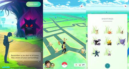 Pokémon GO se llena de pokémon por Halloween, así es el primer evento