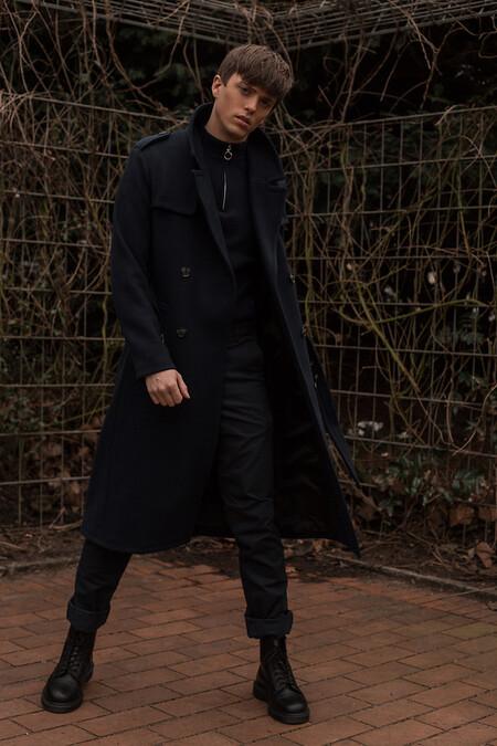 El Mejor Street Style De La Semana Sueter Cuello Alto Negro 10