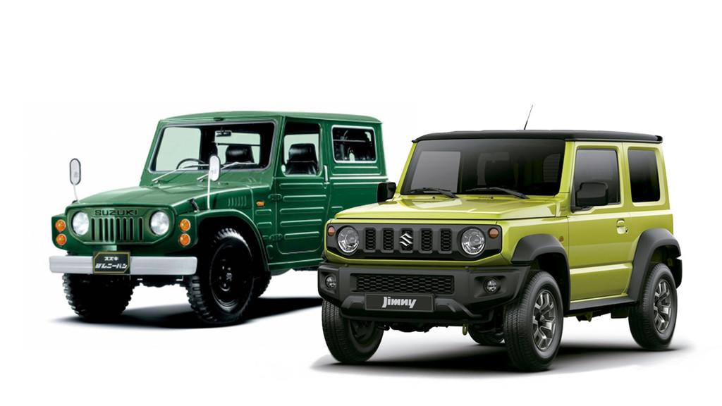 Suzuki Jimny 2018