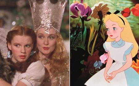 'Alicia' y 'El mago de Oz': por qué el crossover de Netflix no es una idea tan loca ni tan nueva