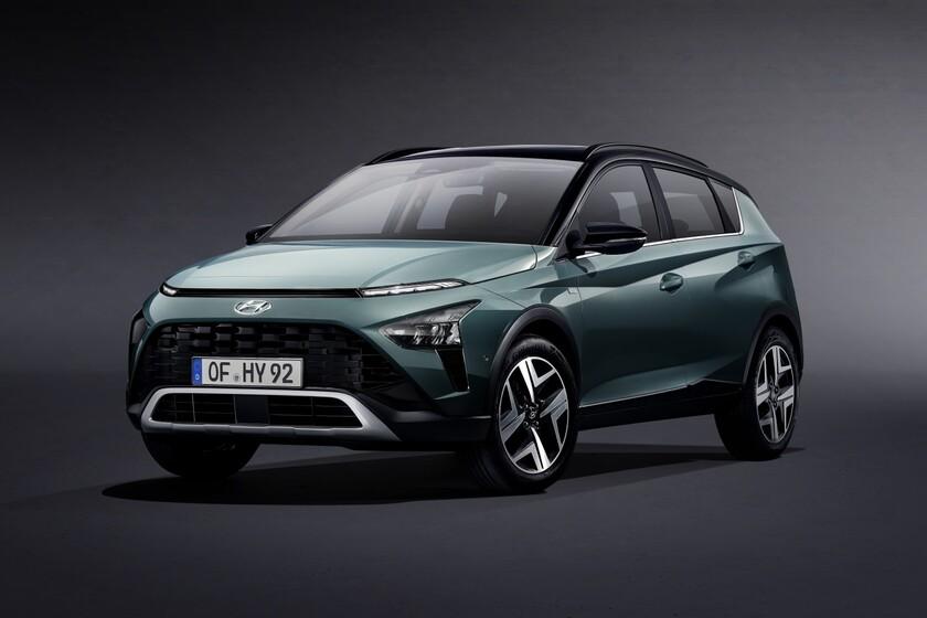 Nuevo Hyundai Bayon: el hermano 'barato' del Kona es un B-SUV mild hybrid aderezado con mucha tecnología de asistencia