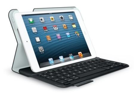 Logitech Ultrathin Keyboard Folio mejora grosor y teclado para acompañar al iPad Mini