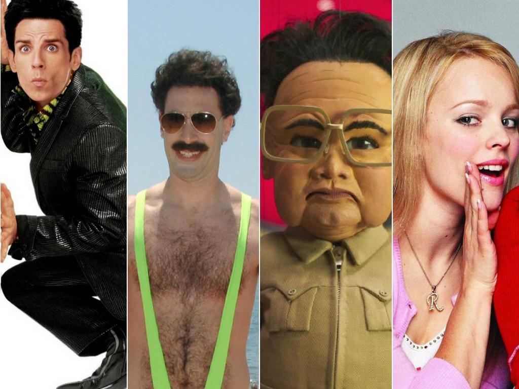 Las 33 mejores películas cómicas del siglo XXI