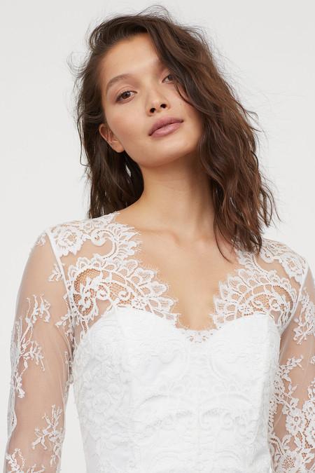 H&M tiene los vestidos de novia 'low cost' para casarte sin arruinarte