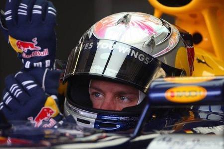 Sebastian Vettel quiere lucha
