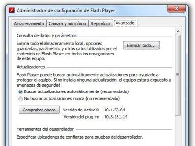 Flash Player 10.3, una actualización con mejoras en seguridad y estabilidad