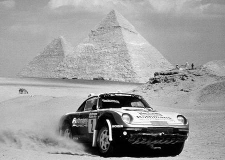 Porsche es la alternativa de Volkswagen para el Dakar