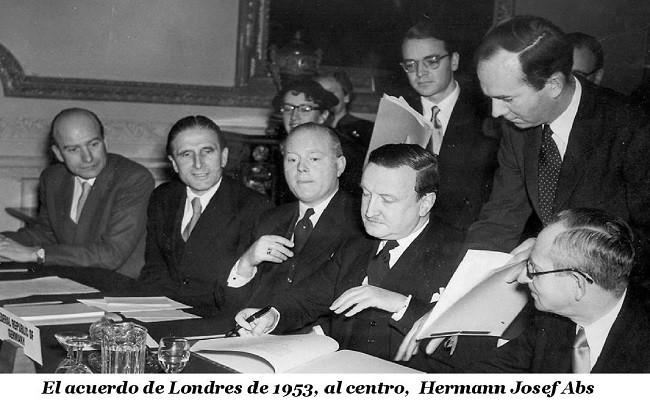 Acordo de Londres de 1953