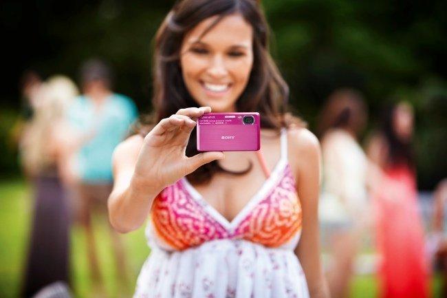 Llegan las cámaras 3D de Sony: TX9 y WX5