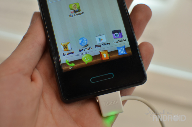 Foto de LG Optimus L3 II (2/7)