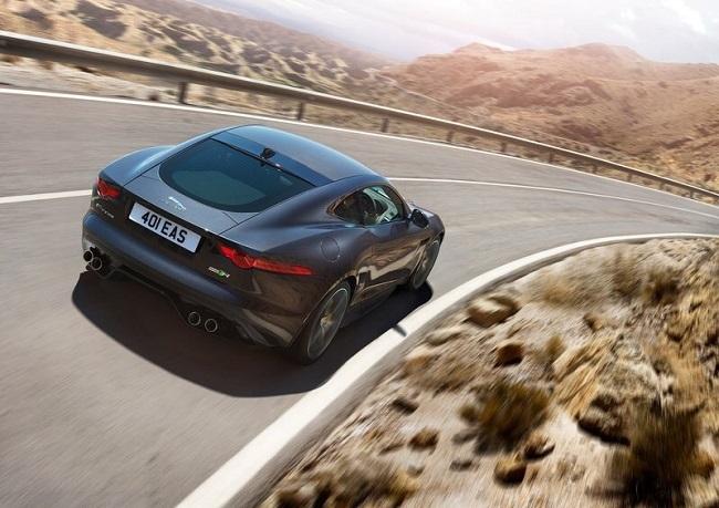 Foto de Jaguar F-Type 2016 (13/19)